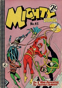 Mighty Comic (Colour Comics, 1960 series) #45 ([February 1965?])