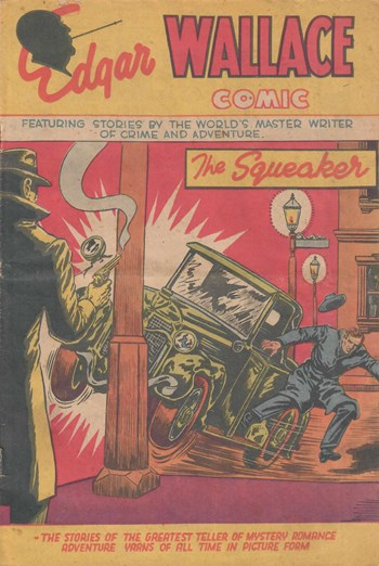 The Squeaker (Cover)