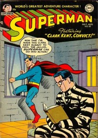 Superman (DC, 1939 series) #83 (July-August 1953)