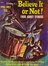 Ripley's Believe It or Not! True Ghost Stories (Rosnock, 1972) #22072 ([1972])
