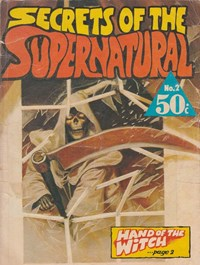 Secrets of the Supernatural (Gredown, 1978 series) #2