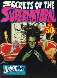 Secrets of the Supernatural (Gredown, 1978 series) #1