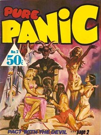 Pure Panic (Gredown, 1977? series) #2 — Pact with the Devil