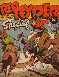 Page 1—Red Ryder Special (Southdown Press, 1945? series) #2  (1950?)