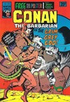 Conan The Barbarian (Newton, 1975 series) #3 ([July 1975?])