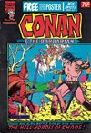 Conan The Barbarian (Newton, 1975 series) #12 (February 1976)