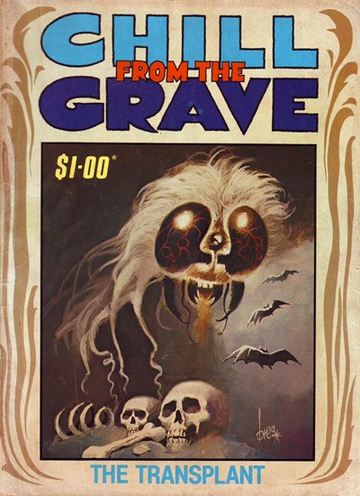 Chill from the Grave (Gredown, 1981?)  ([1981?])
