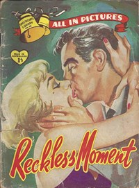 Sweethearts Library (Jubilee, 1955? series) #58