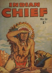 Indian Chief (Cleland, 1952? series) #10 — No title recorded (Cover)