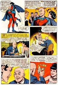 Superman's Girl Friend, Lois Lane (DC, 1958 series) #64 — The Courtship of Lois and Lexo! Part II (page 5)