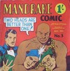 Mandrake Comic (Consolidated, 1953 series) #5 (July 1953)