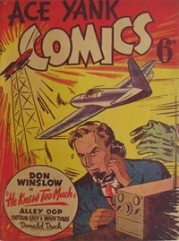 Ace Yank Comics (Ayers & James, 1945?)  ([1945?])