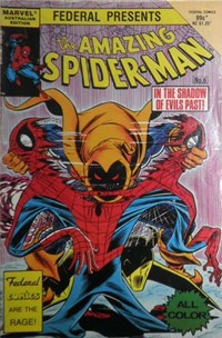 The Amazing Spider-Man (Federal, 1984 series) #6 ([May 1985?])