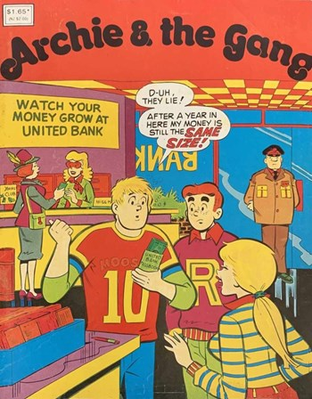 Archie & the Gang (Yaffa, 1984 series)