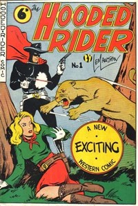 The Hooded Rider (HJ Edwards, 1952? series) #1
