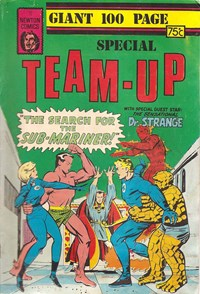 Team-Up Special (Newton, 1975?)  ([1976?])