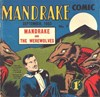 Mandrake Comic (Consolidated, 1953 series) #7 (September 1953)