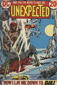 The Unexpected (DC, 1968 series) #142 (December 1972)