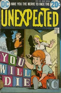 The Unexpected (DC, 1968 series) #148 ([July 1973?])