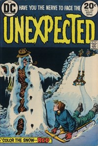 The Unexpected (DC, 1968 series) #150 (September 1973)