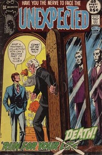 The Unexpected (DC, 1968 series) #131 ([January 1972?])
