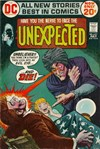 The Unexpected (DC, 1968 series) #137 ([July 1972?])