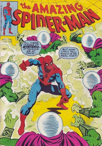 The Amazing Spider-Man (Yaffa/Page, 1977 series) #198-199  (November-December 1979)