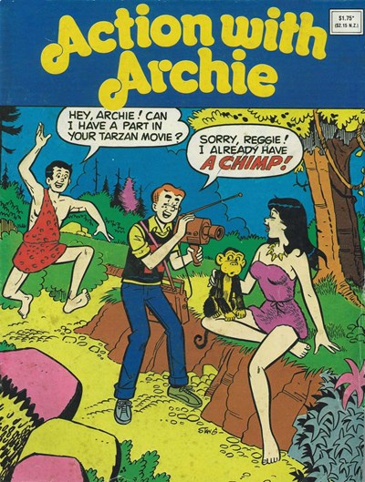 Action With Archie (Yaffa Publishing, 1985?)  ([1985?])