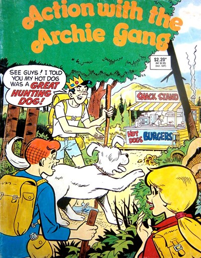 Action With the Archie Gang (Yaffa, 1988)  (1988)