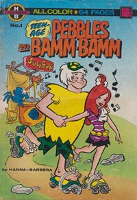 Teen-Age Pebbles and Bamm-Bamm (KG Murray, 1978? series) #1