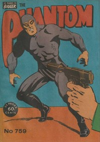 The Phantom (Frew, 1983 series) #759 ([November 1982?])