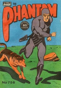 The Phantom (Frew, 1983 series) #756 ([October 1982?])
