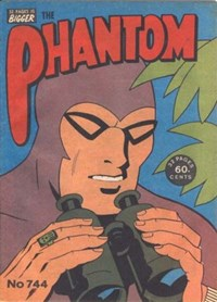 The Phantom (Frew, 1983 series) #744 ([May 1982?])