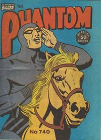 The Phantom (Frew, 1983 series) #740 ([March 1982?])
