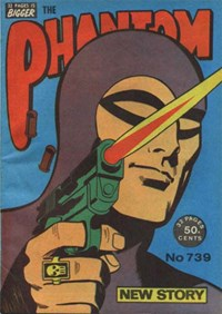 The Phantom (Frew, 1983 series) #739 ([February 1982?])