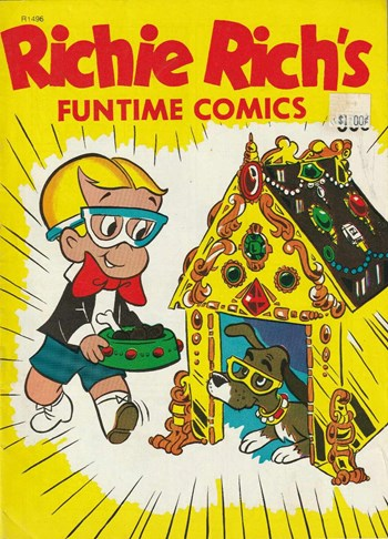 Richie Rich's Funtime Comics