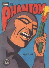 The Phantom (Frew, 1983 series) #729 ([October 1981?])