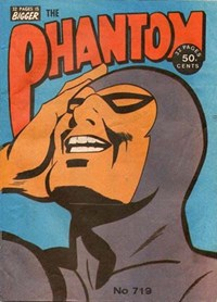 The Phantom (Frew, 1983 series) #719 ([June 1981?])