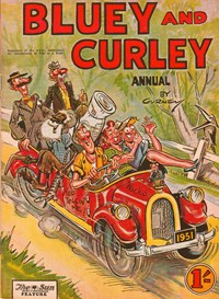 Bluey and Curley Annual (Herald, 1946? series)  ([1953?])