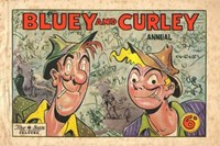Bluey and Curley Annual (Herald, 1946? series)  (1949)