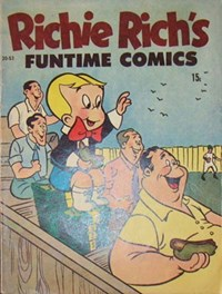 Richie Rich's Funtime Comics (Rosnock, 1970) #20-53 — Untitled