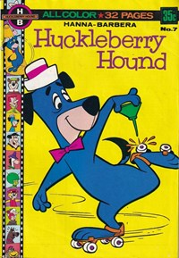 Hanna-Barbera Huckleberry Hound (Murray, 1976? series) #7
