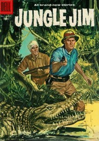 Jungle Jim (Dell, 1954 series) #11 (January-March 1957)