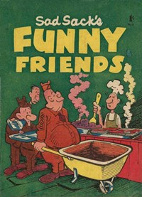 Sad Sack's Funny Friends (Junior Readers, 1958? series) #6