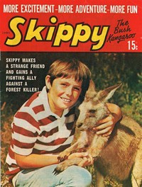 Skippy the Bush Kangaroo (Rosnock/SPPL, 1974) #24003 (1974)