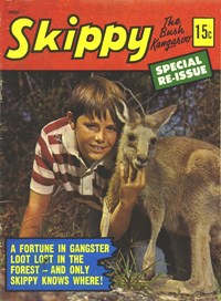 Skippy the Bush Kangaroo Special Re-Issue (Rosnock/SPPL, 1974) #24020 (1974)