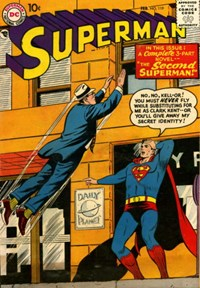 Superman (DC, 1939 series) #119 — Untitled