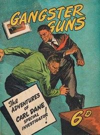 Gangster Guns (Cane Publications, 1946?)