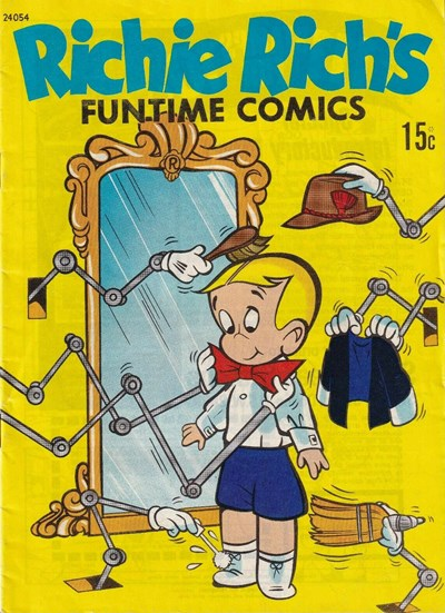 Richie Rich's Funtime Comics (Magman, 1974) #24054 ([1974])