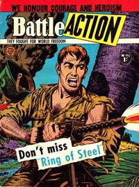 Battle Action (Horwitz, 1954 series) #69